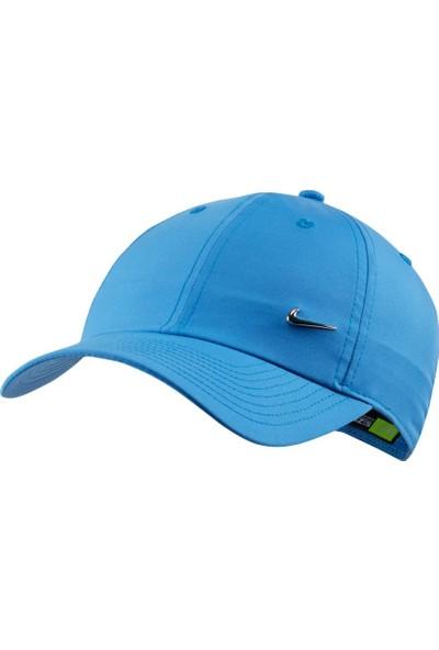 Nike Nsw H86 Metal Swoosh Cap Unisex Şapka 943092-402