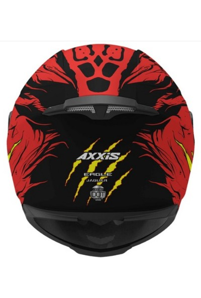 Axxis Eagle Sv Jaguar Gloss Red M