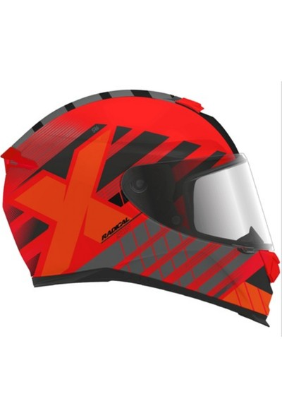 Axxis Eagle Sv Skyn Gloss Red XL