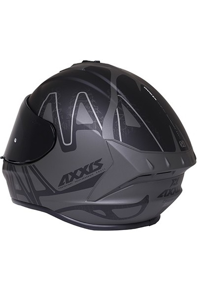 Axxis Draken Dekers Matt Gray M