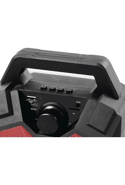 Mikado MD-3BT X-Life 3W 1000mA 3.7V Siyah USB/SD Cart/Bluetooth Taşınabilir Speaker