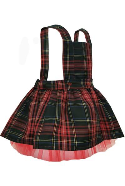 Shecco Babba Kız Bebek Kışlık Elbise - Yılbaşı Özel