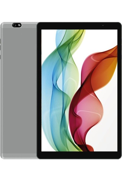 "Concord C-754 Pie 10.1"" 64GB 4.5G IPS Tablet Gri"