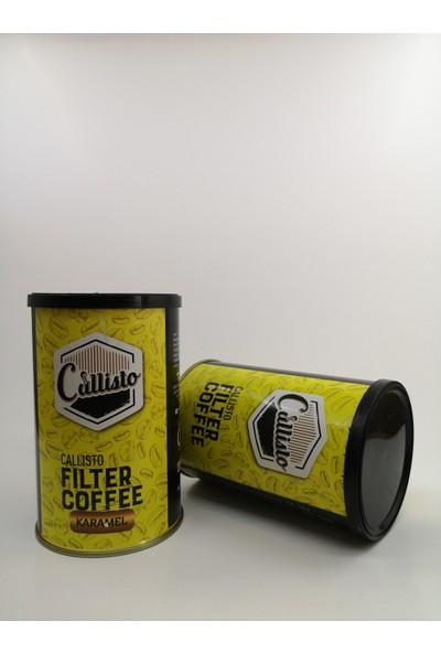 Callisto Filtre Kahve Karamel Aromalı 250 gr