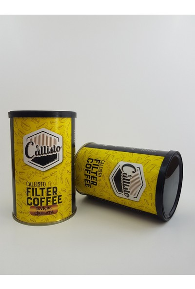 Callisto Filtre Kahve Isviçre Çikolata 250 gr