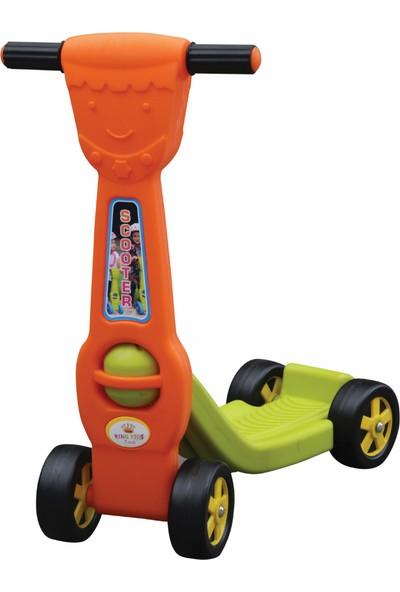 King Kids Scooter 4 Tekerlek