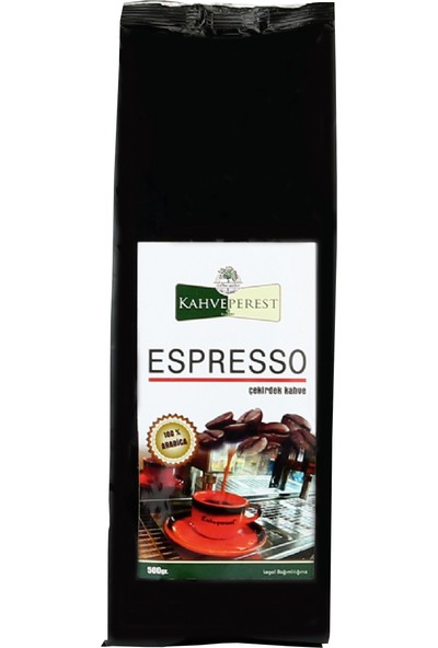 Kahveperest Espresso Çekirdek Kahve 500 gr