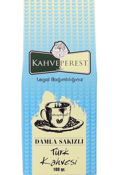 Kahveperest Damla Sakızlı Türk Kahvesi 100 gr