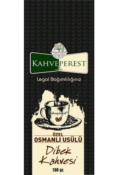 Kahveperest Özel Osmanlı Usulü Dibek Kahvesi 100 gr
