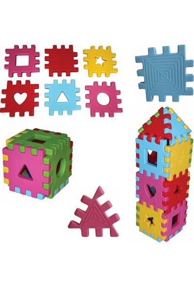 King Kids Küçük Puzzle 24 Parça