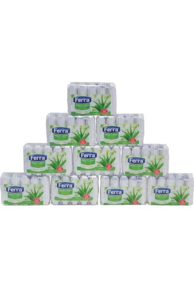 Park Ferra Katı El ve Vücut Sabunu Aloe Vera Kokulu 5 x 60 gr 10'lu