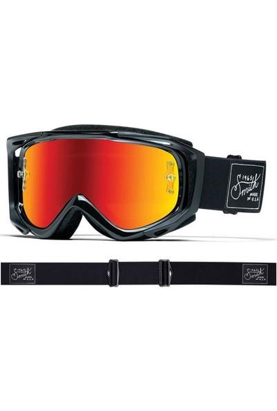 Smith Fuel V.2 Sweat-Xm Kayak ve Motor Gözlüğü Siyah (W1854