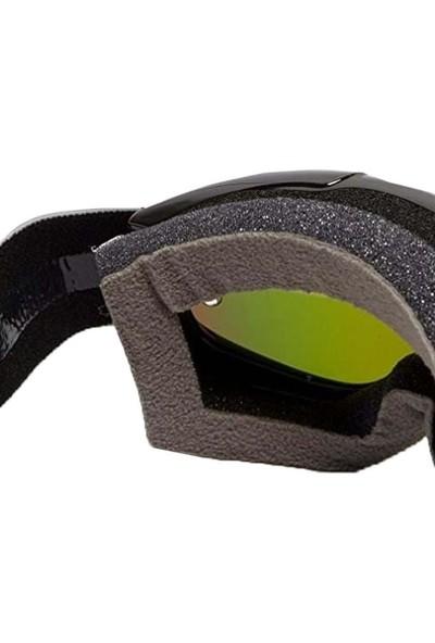 Smith Fuel V.1 Max M Kayak ve Motor Gözlüğü Yeşil (J278446)