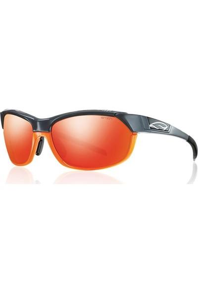 Smith Optics Pivlock Overdrive Güneş Gözlükleri Siyah-Turkuaz