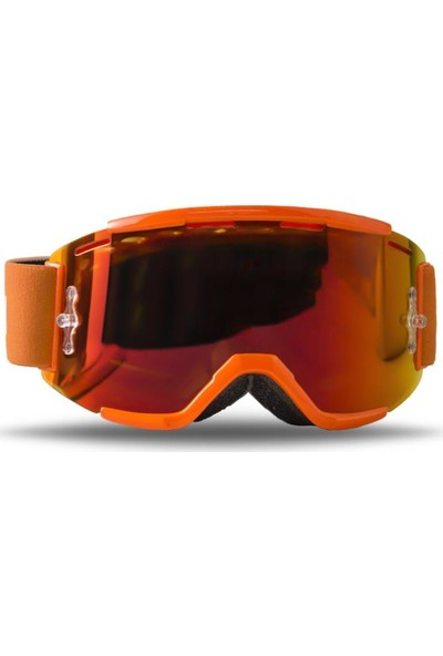 Smith Squad Mtb Aksiyon Kayak Gözlüğü Turuncu (J303236)