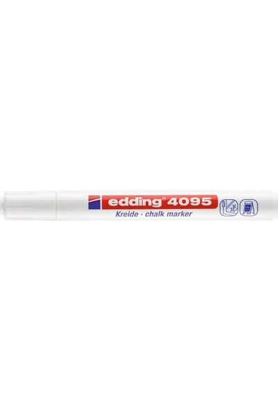 Edding Cam Kalemi Beyaz (E-4095)