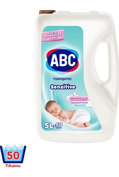 ABC Yumuşatıcı Sensitive 5000 ml