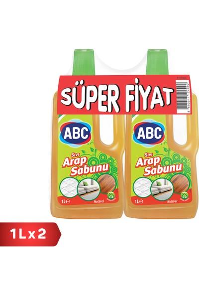 Abc Sıvı Arap Sabunu 1 + 1