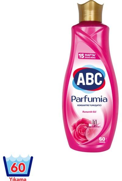 ABC Parfumia Konsantre Yumuşatıcı Romantik Gül 1440 ml