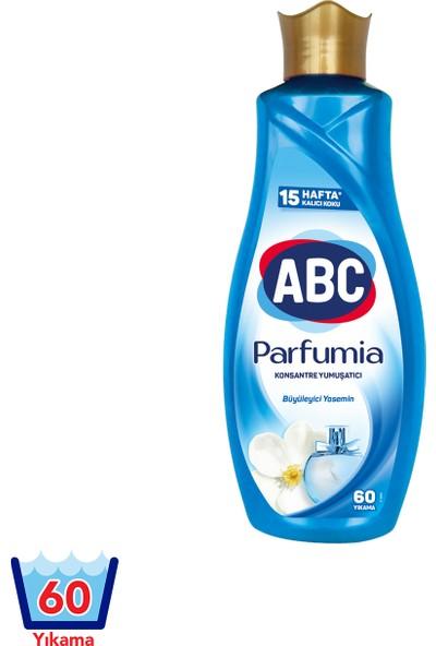 ABC Parfumia Konsantre Yumuşatıcı Büyüleyici Yasemin 1440 ml