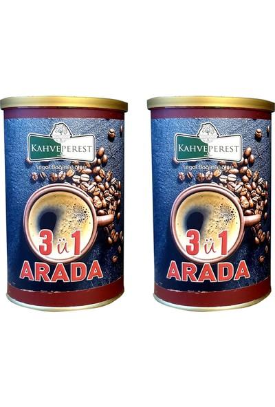 Kahveperest Hazır Kahve 3'ü 1 Arada 2'li Paket 400 gr