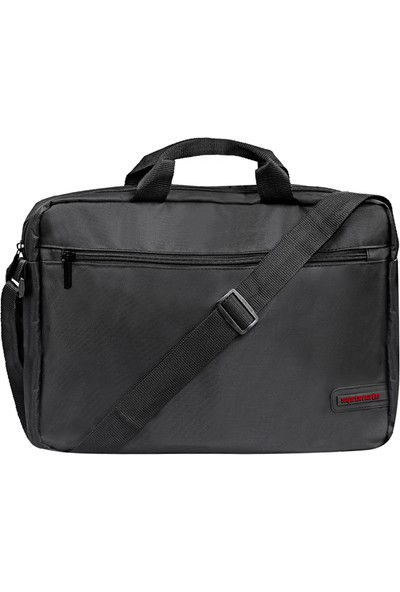"Promate Laptop Messenger Çanta 15.6"" Laptop Çantası Gear-Mb"