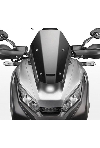 By On Off Honda X Adv 750 Ön Cam Siperlik Metal 17 - 18 Uyumlu