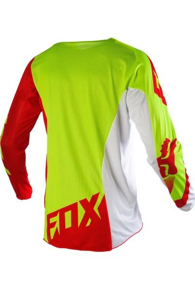 Fox Jersey Fox Racing X Large Kırmızı