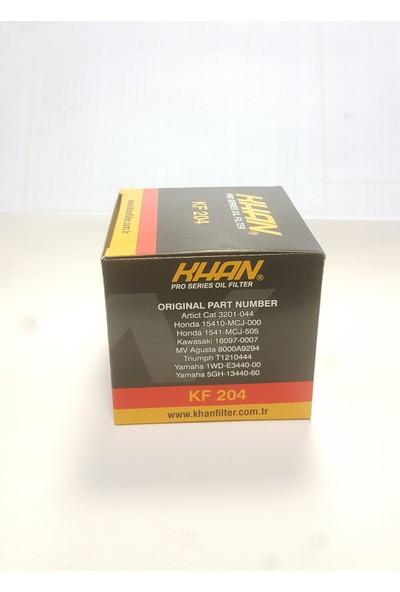 Khan 204 Yağ Filtresi