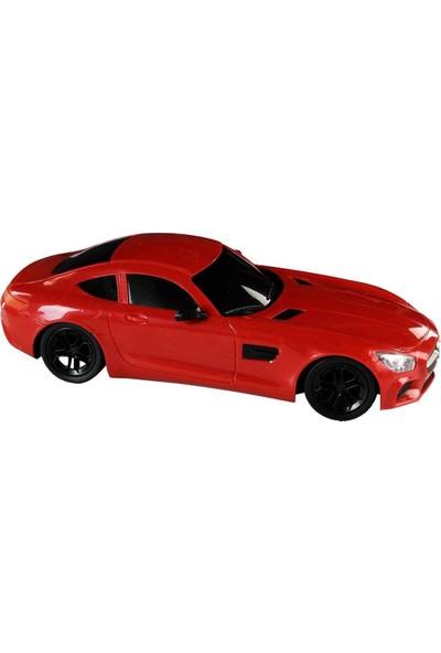 Can-Em Oyuncak Uzaktan Kumandalı Şarjlı Araba - Kırmızı