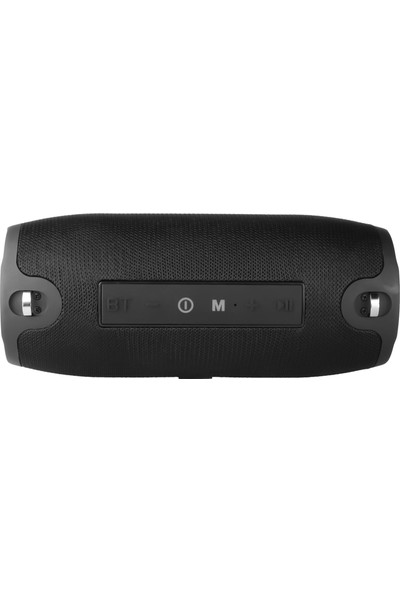 MF Product Acoustic 0215 Kablosuz Bluetooth Speaker Siyah