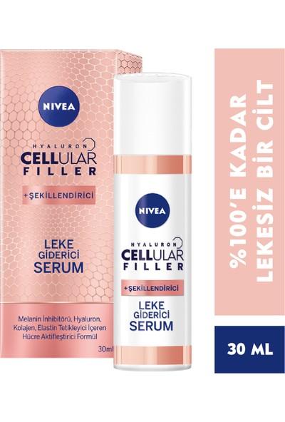 Nivea Hyaluron Cellular Filler + Şekillendirici Leke Giderici Serum 30 ml