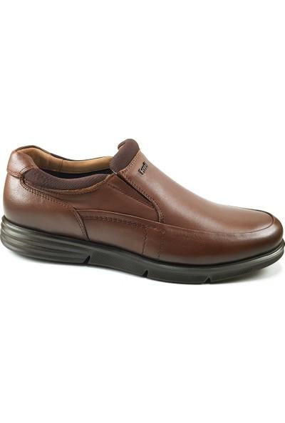 69005 Forelli Günlük Ortopedik Erkek Ayakkabı Taba