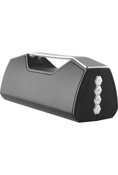 MF Product Acoustic 0146 El Fenerli Kablosuz Bluetooth Speaker Siyah
