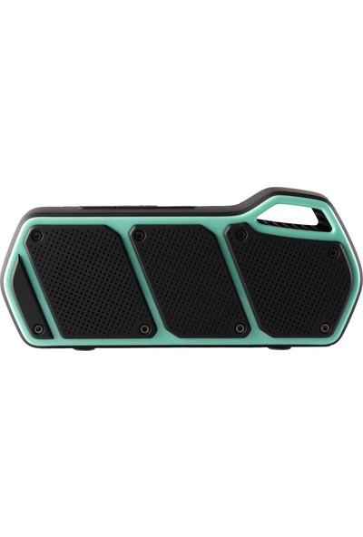 MF Product Acoustic 0151 Kablosuz Bluetooth Hoparlör Yeşil