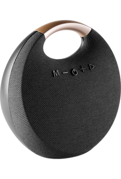 MF Product Acoustic 0487 Kablosuz Bluetooth Speaker Siyah