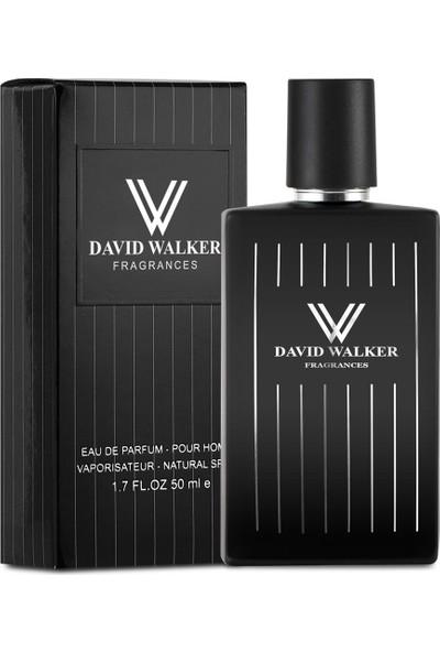 David Walker Black Mod E157 Erkek Parfümü 50 ml