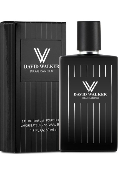 David Walker Starblack E10 Erkek Parfümü 50 ml