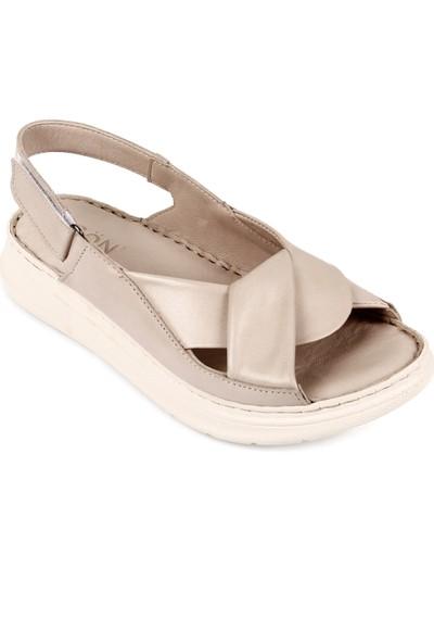Gön Deri Sandalet 45411
