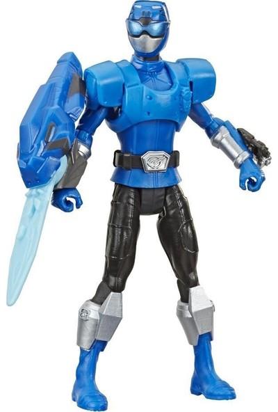 Hasbro Power Ranger Beast Morphers Figür Beast Blue Ranger E5915 - E7828