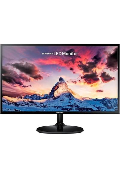 """Samsung 27"""" 75Hz 4ms (HDMI+Analog) Full HD Freesync LED Monitör LS27F354FHMXUF"""