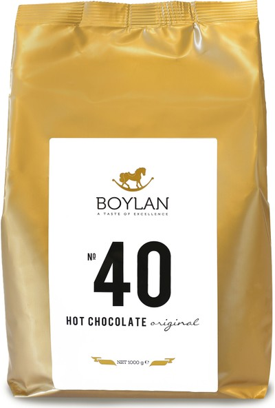 Boylan No:40 Sıcak Çikolata