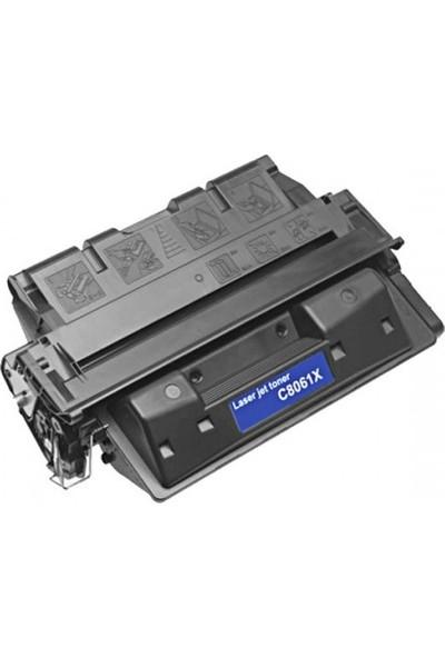 Alfa Bilgisayar Hp Laserjet C8061X 10000 Sayfa Siyah Muadil Toner