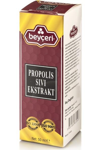 Beyçeri Propolis Sıvı Ekstraktı 50ml