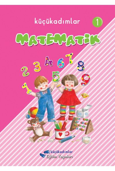 Küçükadımlar Yayınları Matematik - 1