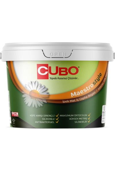 Cubo Maestro Style Antibakteriyel İpek Mat İç Cephe Duvar Boyası