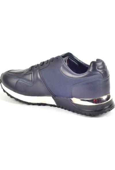 Owndays M-61634 Lacivert Günlük Erkek Spor Ayakkabı 41