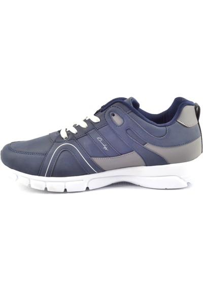 Owndays M-61606 Lacivert Günlük Erkek Spor Ayakkabı 40