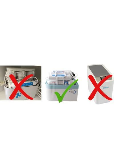 E-Water Ihlas Aura Cebilon Plus Uyumlu 5'li Filtre Seti Vontron Membranlı Ihlas Cebilon Filtre