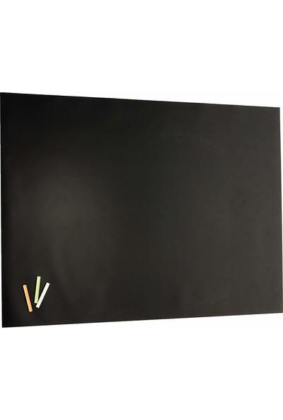 Agubugu Baby Akıllı Kağıt Kara Yazı Tahtası 100 x 70 cm + Tebeşir